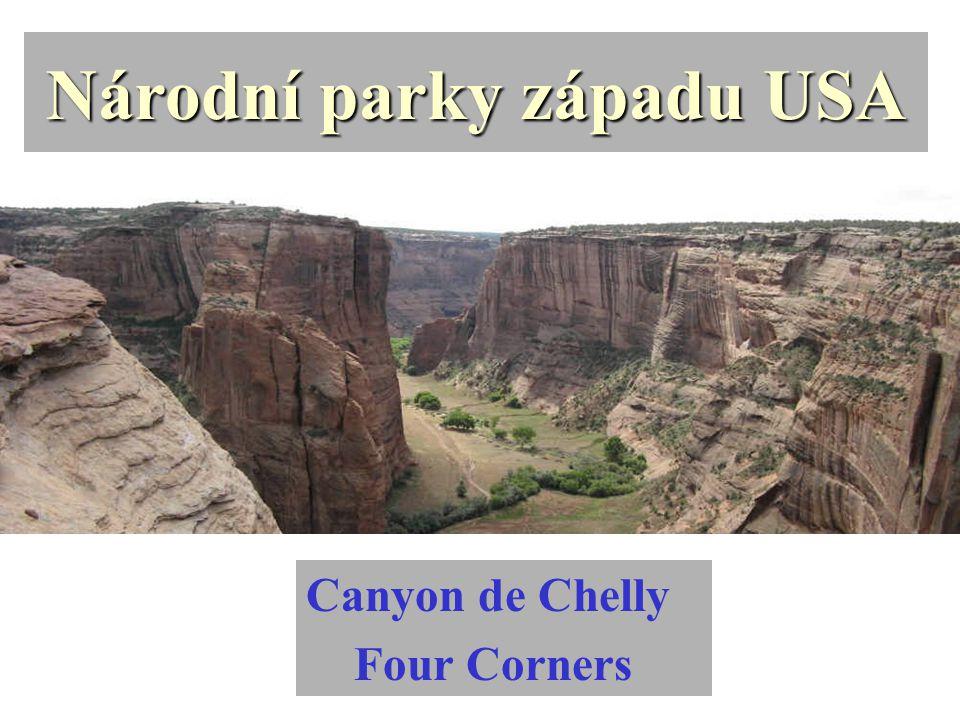 Národní parky západu USA