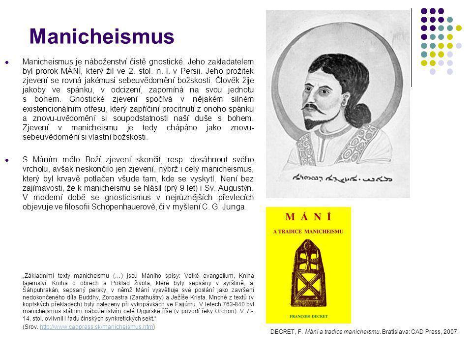 Manicheismus
