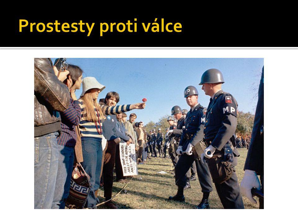 Prostesty proti válce