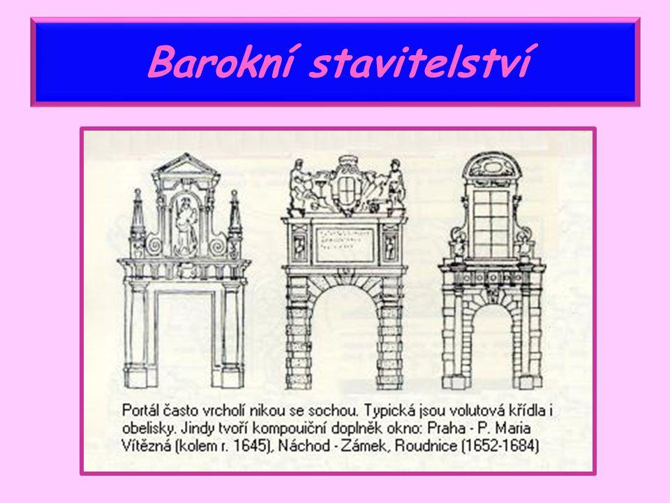 Barokní stavitelství