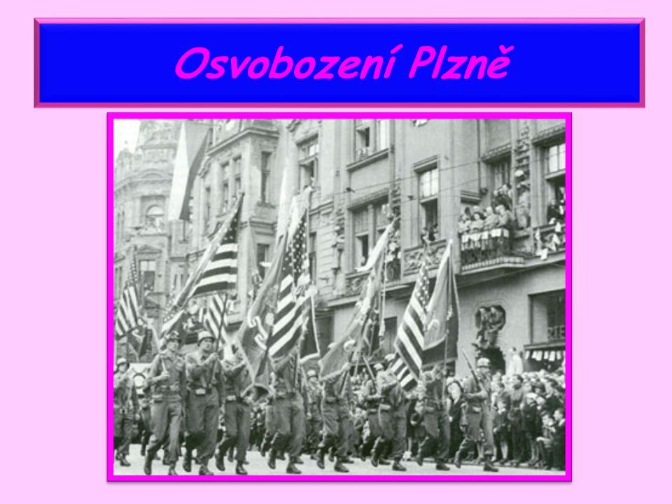 Osvobození Plzně