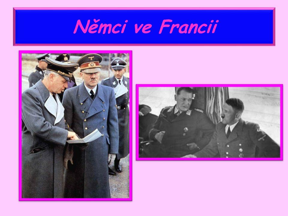 Němci ve Francii