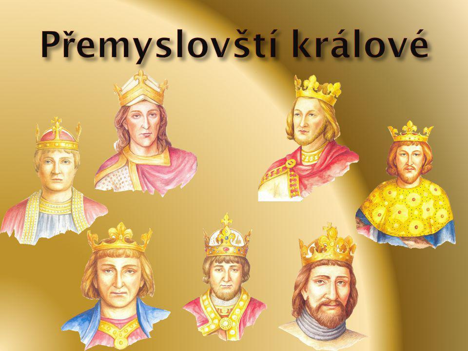Přemyslovští králové