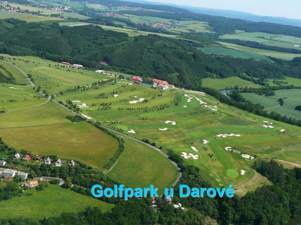 Golfpark u Darové