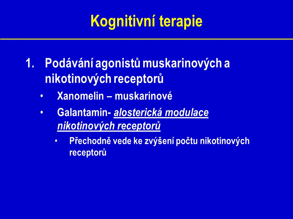 Schéma degradace Ach acetylcholinesterázou