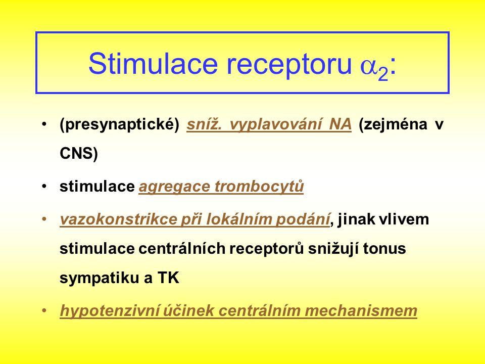 Stimulace receptoru 2: