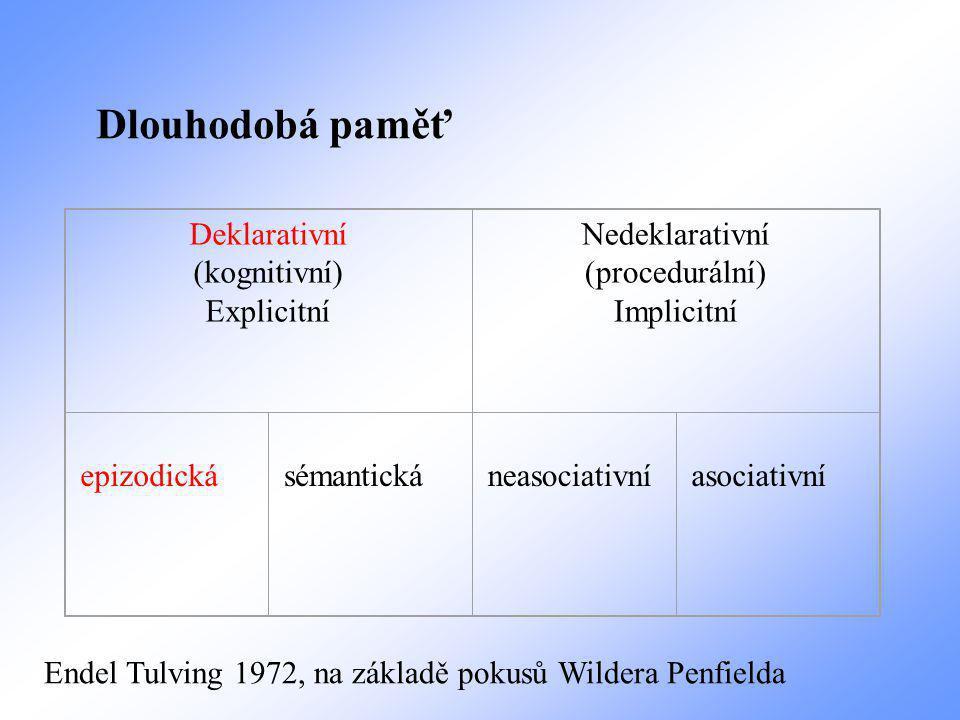 Nedeklarativní (procedurální)