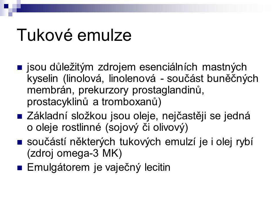 Tukové emulze