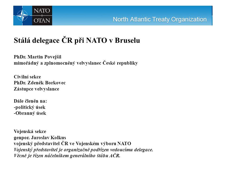 Stálá delegace ČR při NATO v Bruselu