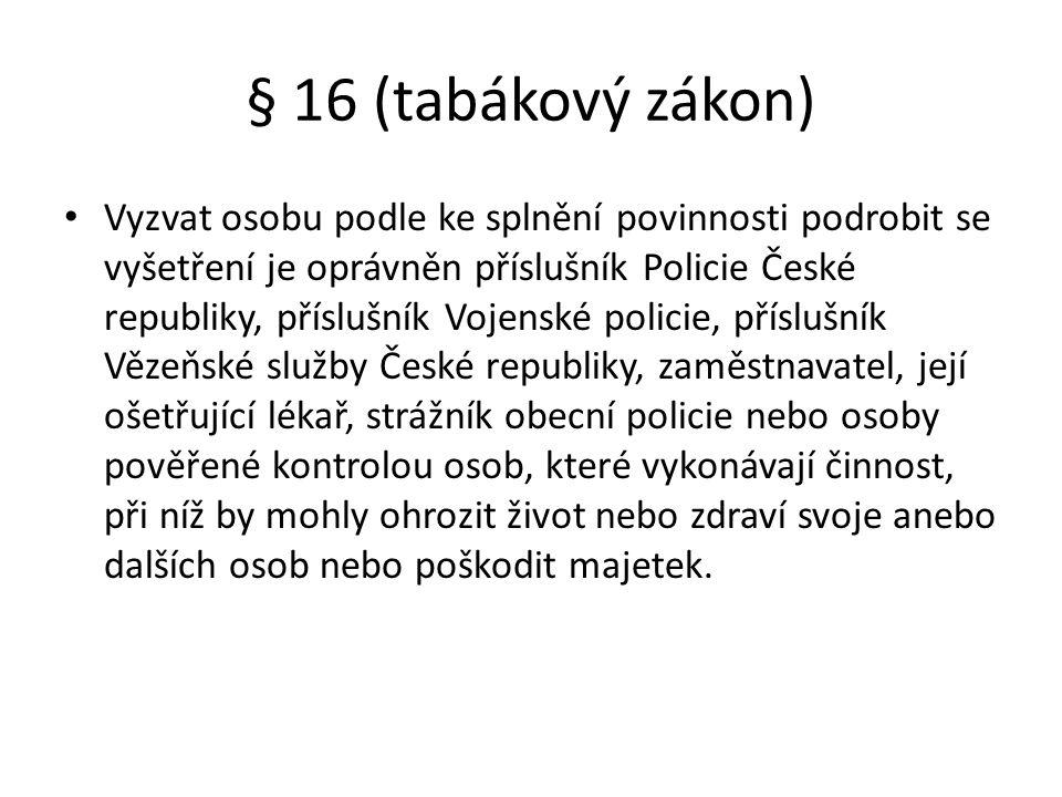 § 16 (tabákový zákon)