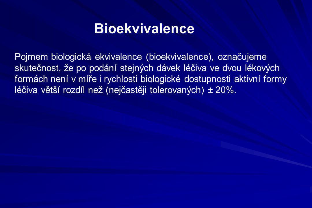 Bioekvivalence