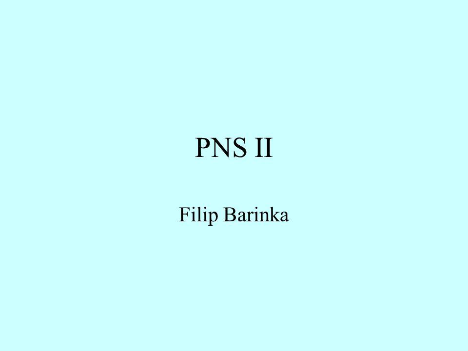 PNS II Filip Barinka