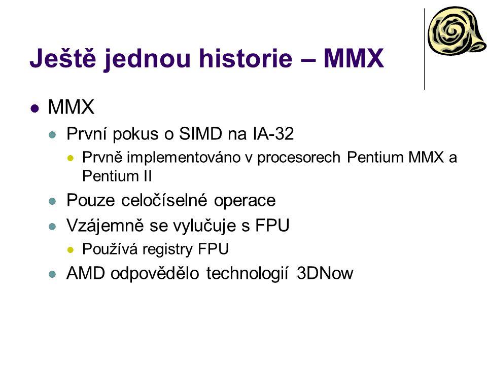 Ještě jednou historie – MMX