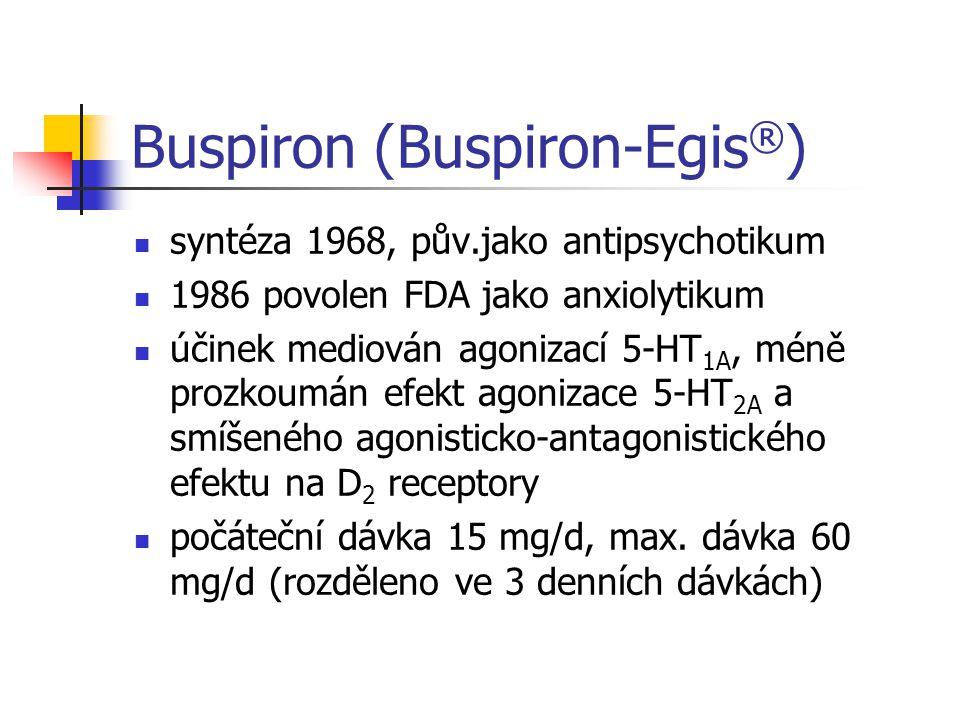 Buspiron (Buspiron-Egis®)