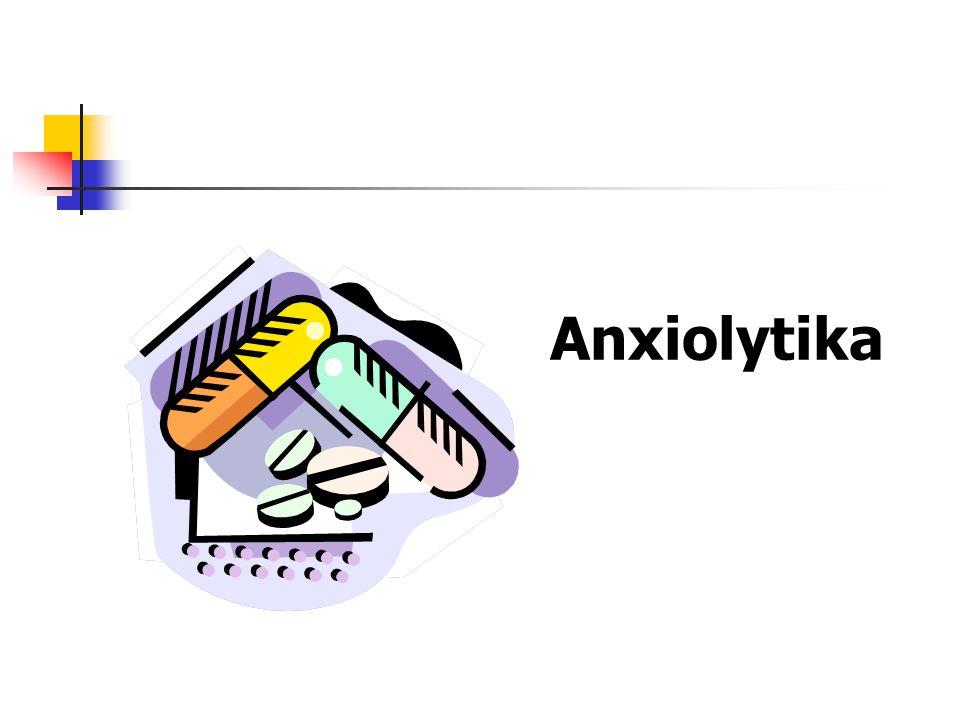 Anxiolytika