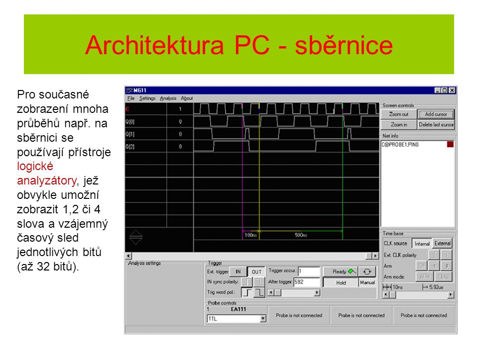 Architektura PC - sběrnice