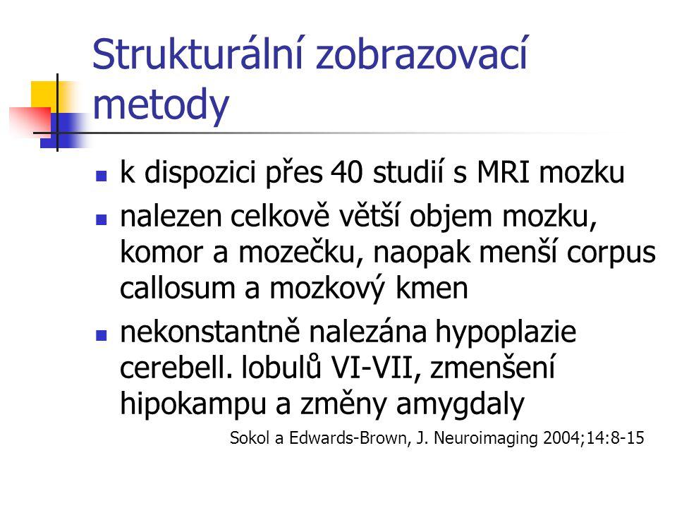 Strukturální zobrazovací metody