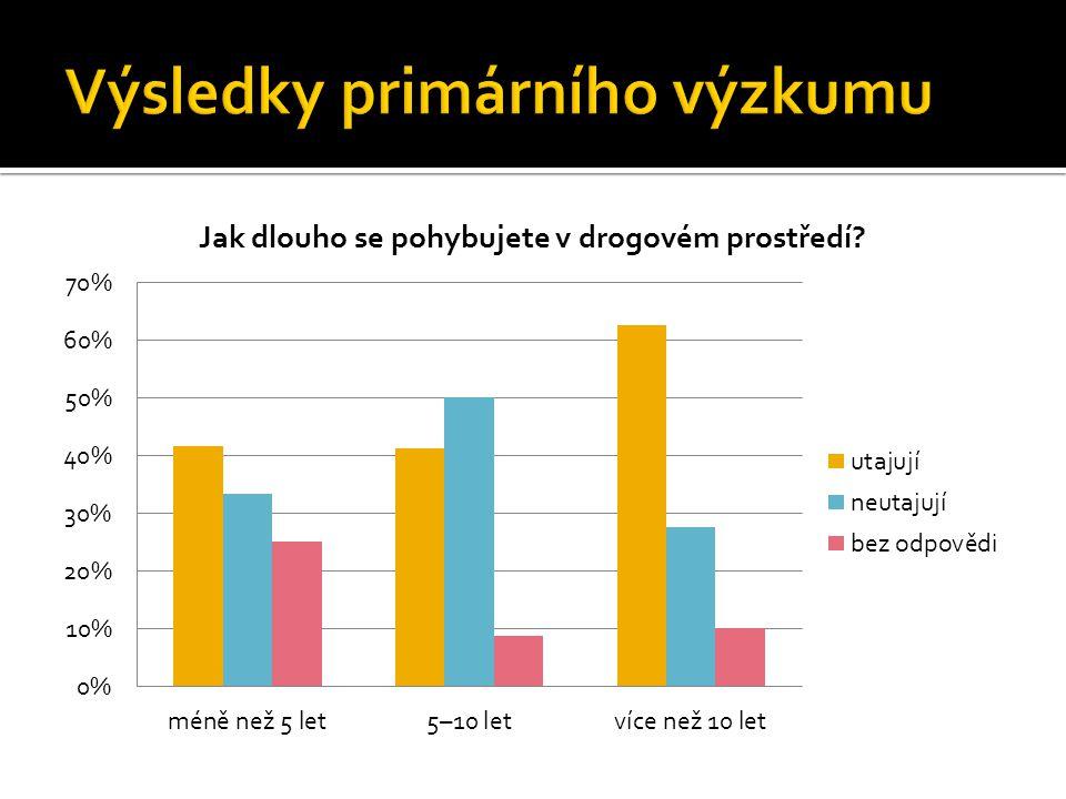 Výsledky primárního výzkumu