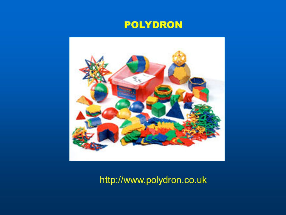 POLYDRON http://www.polydron.co.uk
