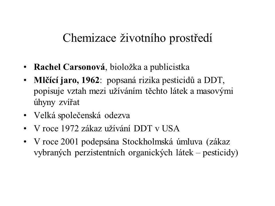 Chemizace životního prostředí