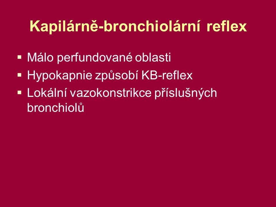Kapilárně-bronchiolární reflex