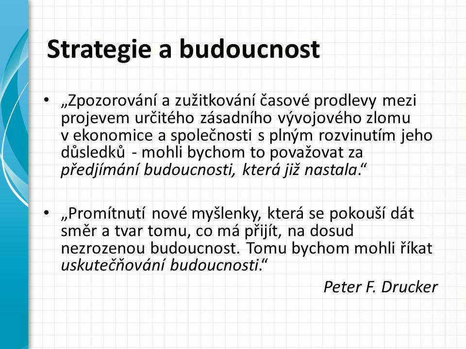 Strategie a budoucnost