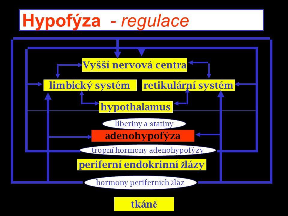 periferní endokrinní žlázy