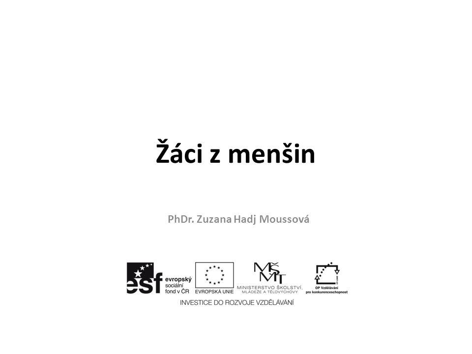 PhDr. Zuzana Hadj Moussová