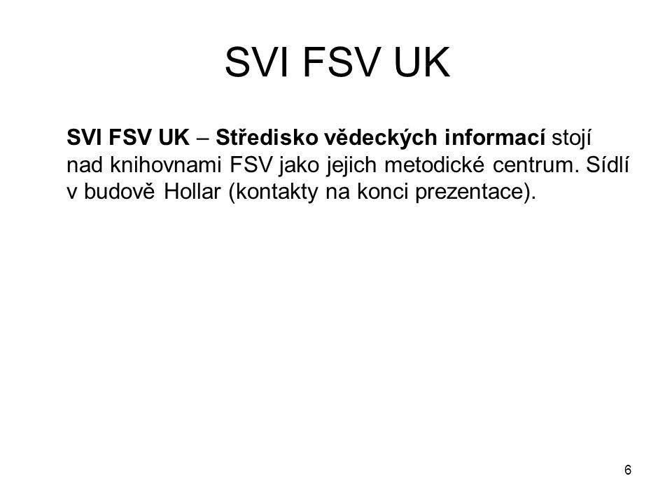 SVI FSV UK