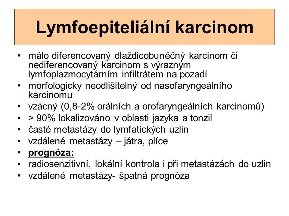 Lymfoepiteliální karcinom
