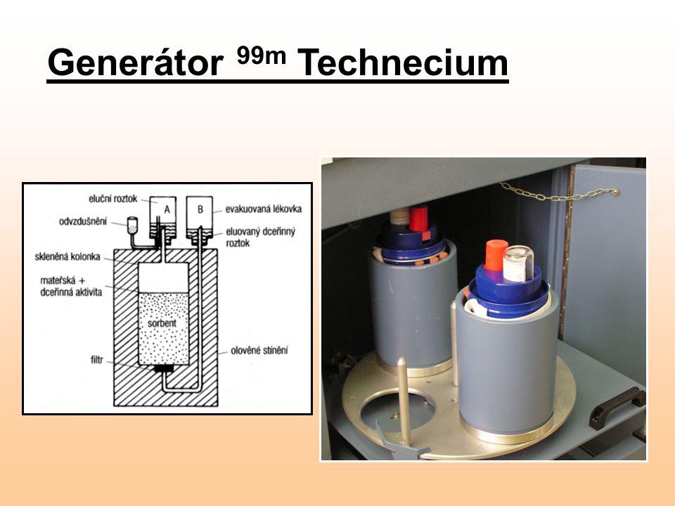 Generátor 99m Technecium