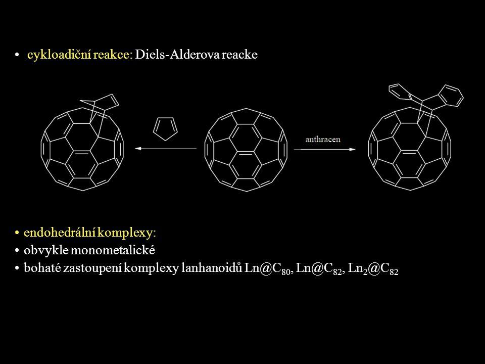 cykloadiční reakce: Diels-Alderova reacke