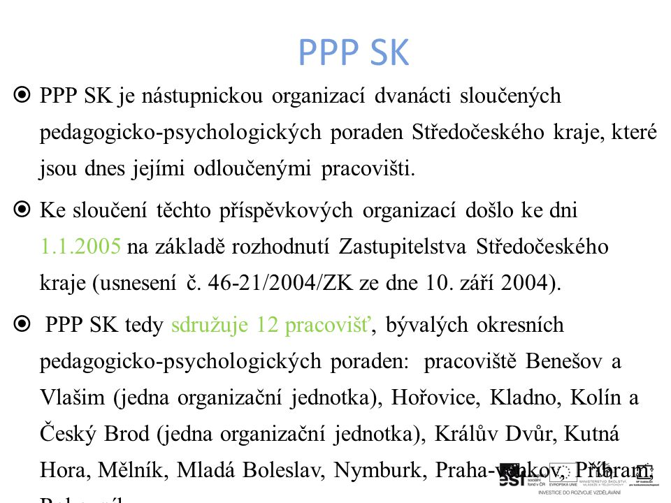 PPP SK