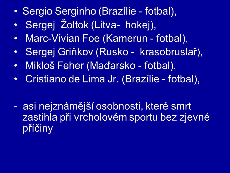 Sergio Serginho (Brazílie - fotbal),