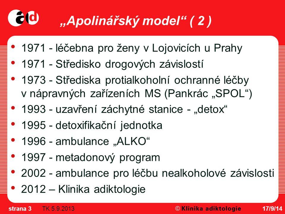 """""""Apolinářský model ( 2 )"""
