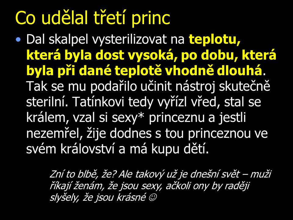 Co udělal třetí princ