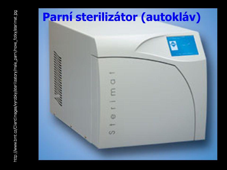 Parní sterilizátor (autokláv)