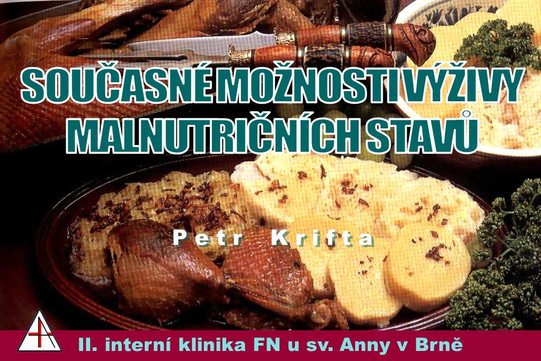 II. interní klinika FN u sv. Anny v Brně