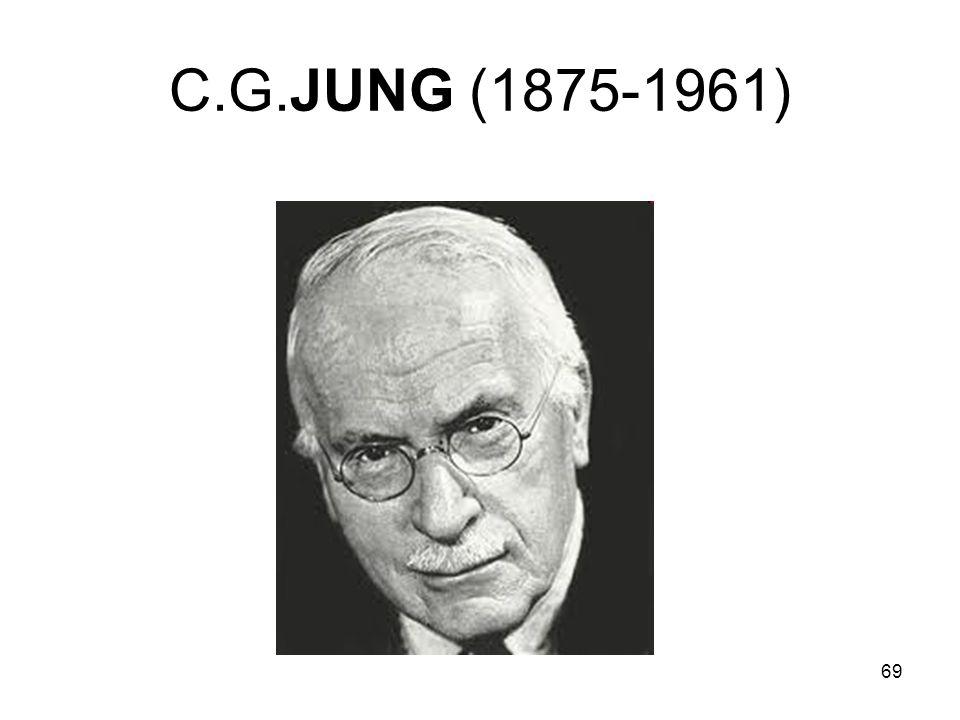 C.G.JUNG (1875-1961)