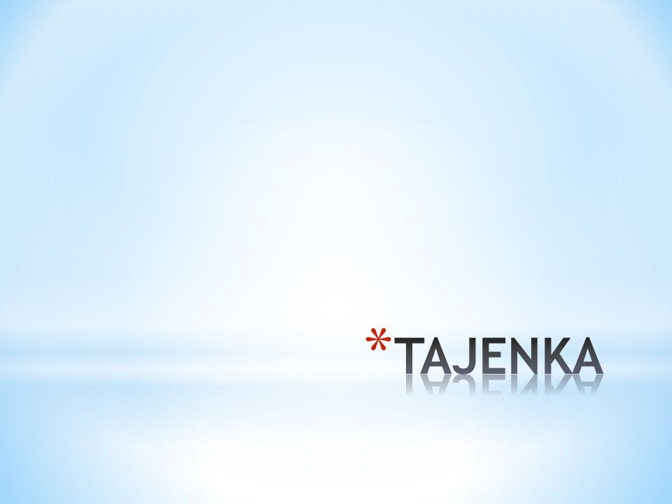 TAJENKA