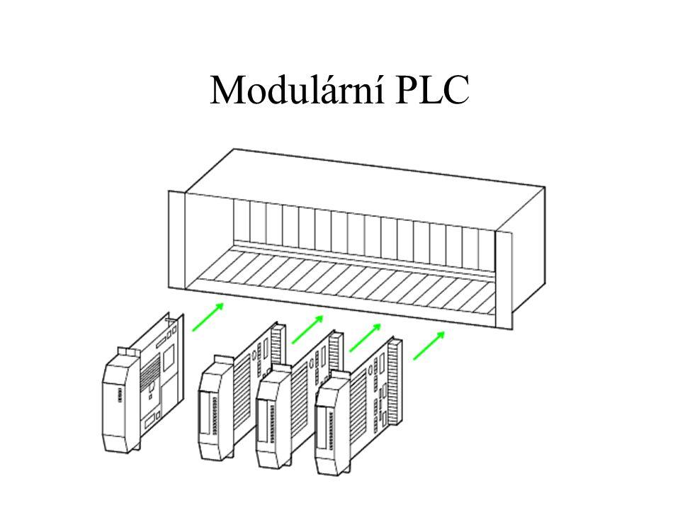 Modulární PLC