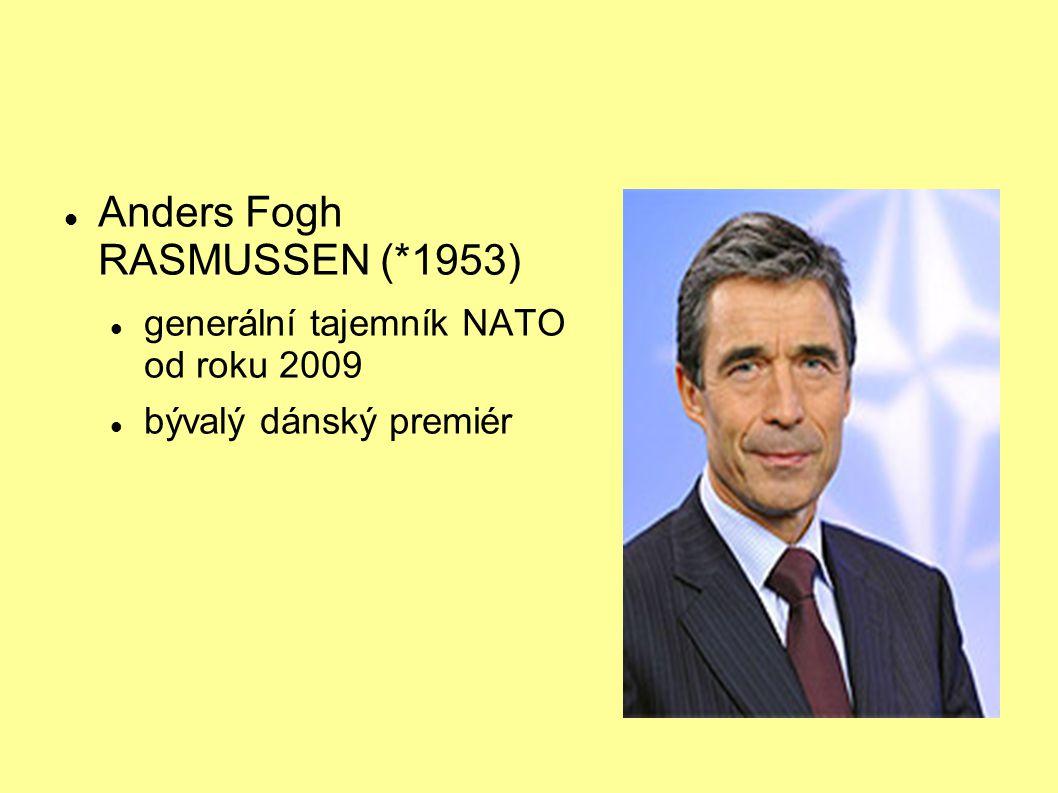 Anders Fogh RASMUSSEN (*1953)