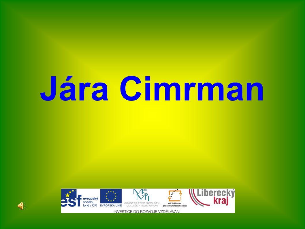 Jára Cimrman 1