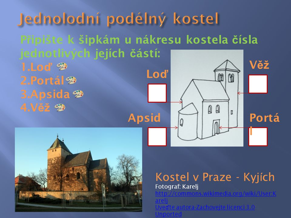 Jednolodní podélný kostel