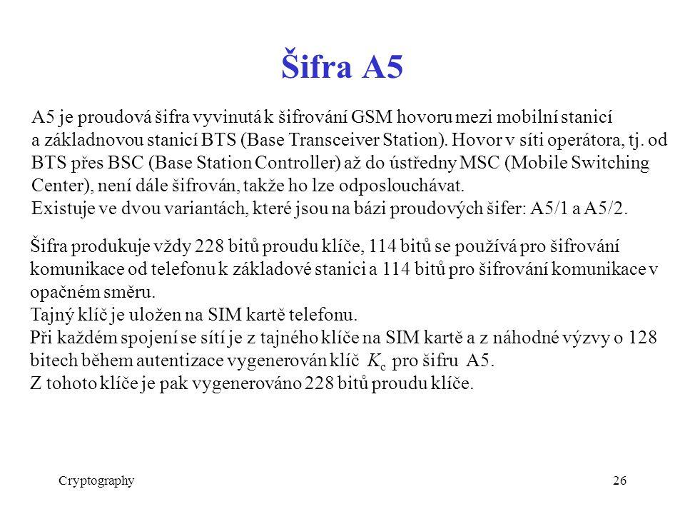 Šifra A5