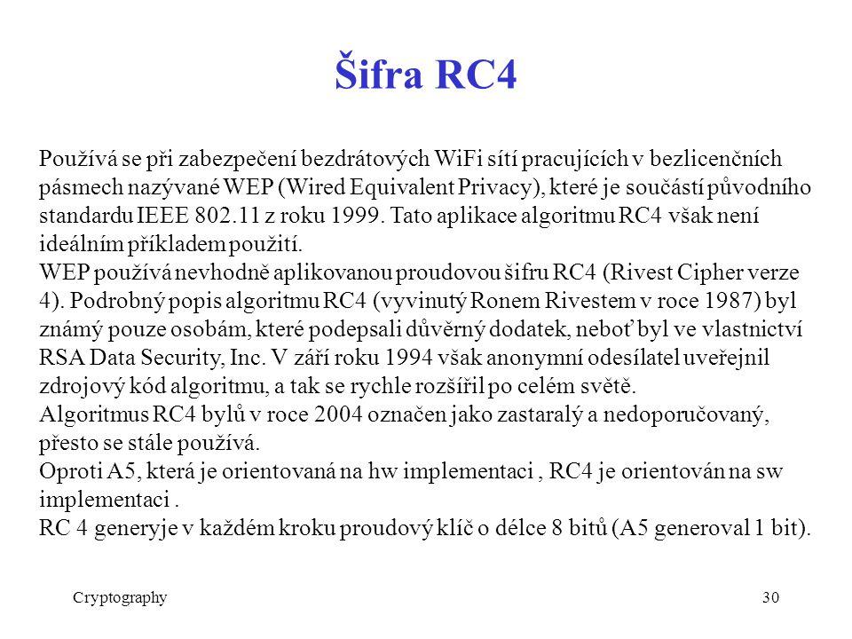 Šifra RC4