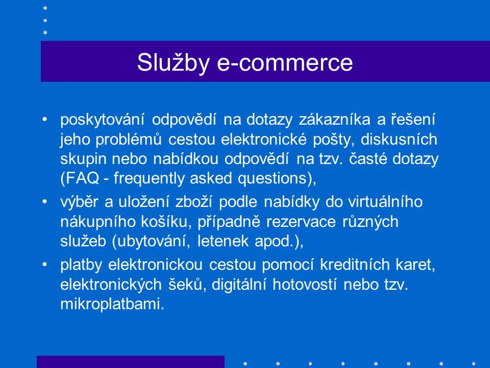 Služby e-commerce