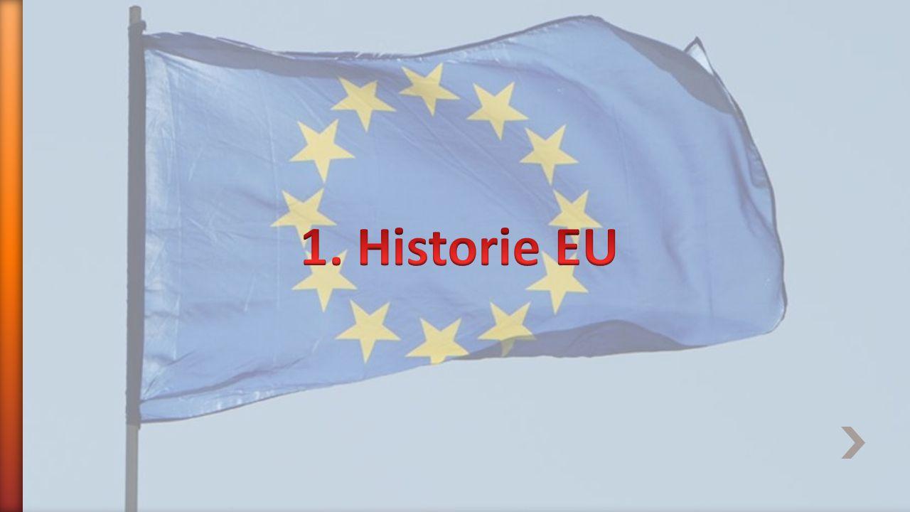 1. Historie EU