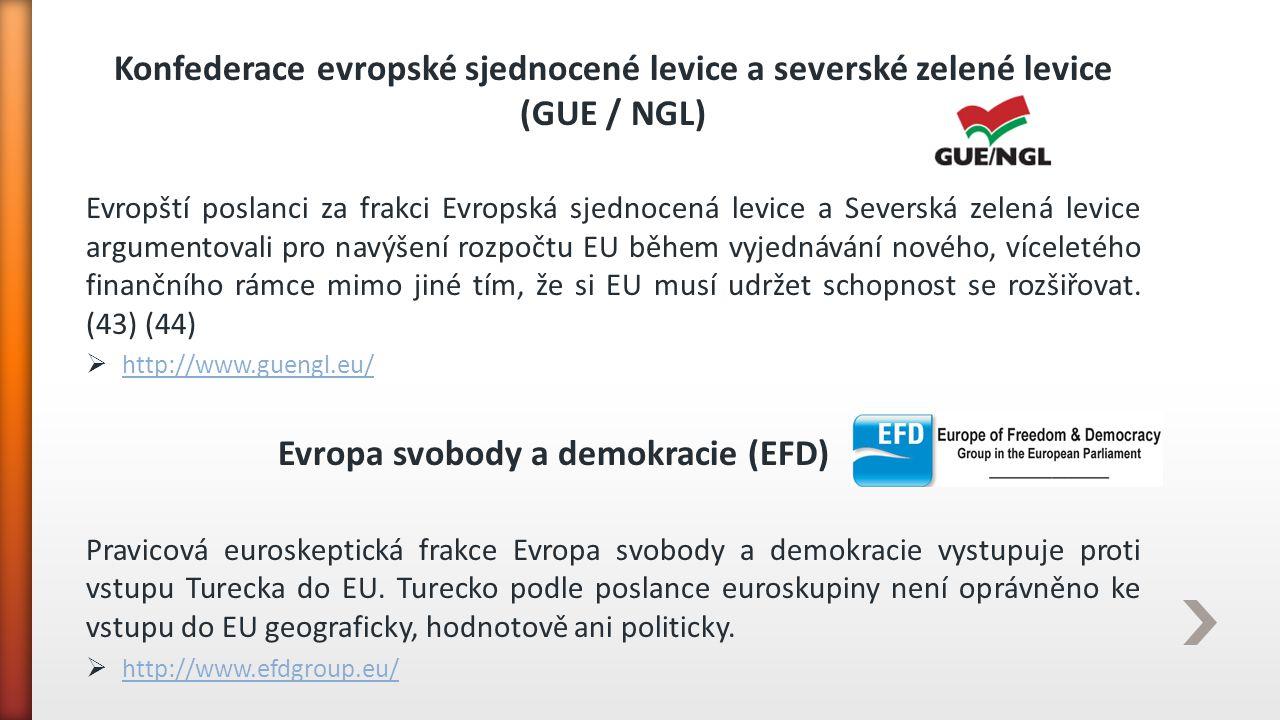 Evropa svobody a demokracie (EFD)