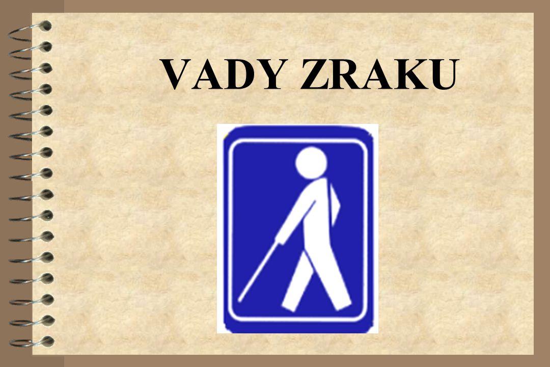 VADY ZRAKU